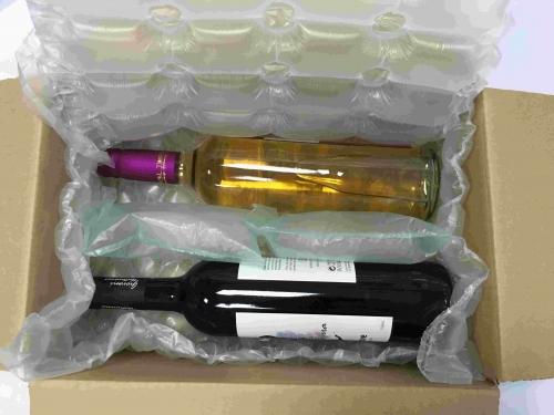 红酒充气袋包装