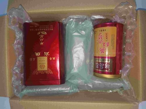 茶叶充气袋包装