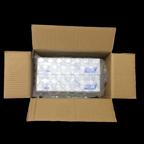 广东某包装牙套的气泡袋葫芦膜用户